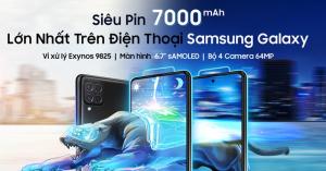 Samsung M62 ra mắt: Pin 7000mAh, cùng chip với Note 10+ nhưng giá rẻ hơn 5 triệu