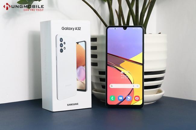 Samsung A32 4G 6GB/128GB Chính Hãng