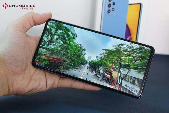 Galaxy A72 8GB/128GB Chính Hãng