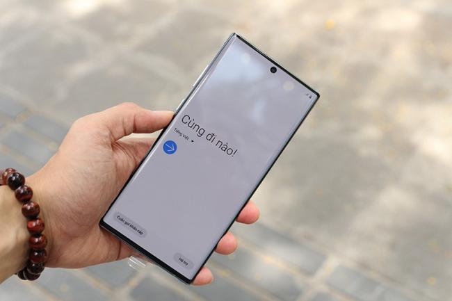 Samsung Note 10 Plus Chính Hãng 256GB Mới Nguyên Seal