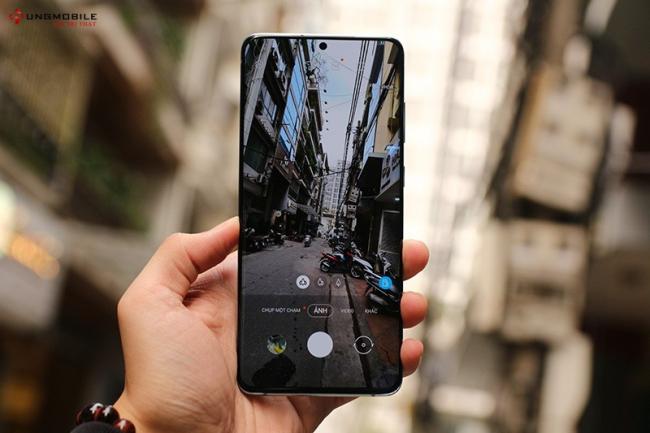 Samsung S20 Plus 5G Mỹ 128GB Mới 100% (ĐBH)
