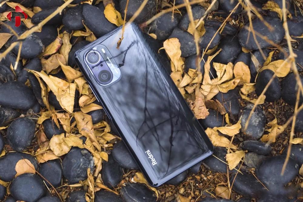 Xiaomi Redmi K40 pro màu đen