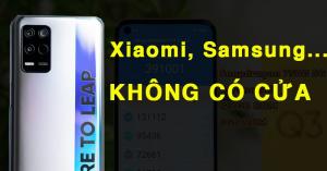 4 lý do Realme Q3 5G trở thành chiếc điện thoại giá rẻ tốt nhất 2021