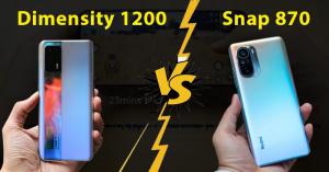 So sánh Realme GT NEO và Redmi K40: Mày 10 thì tao cũng phải 9,8