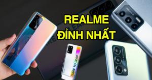 Đây là 5 điện thoại Realme từ 4-6 triệu tốt nhất 2021, ăn đứt Xiaomi