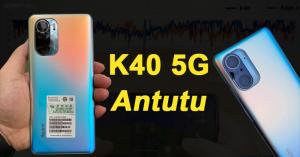 Redmi K40 Antutu: Flagship Killer hàng thật giá thật 2021