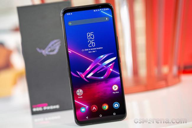 Rog Phone 5s xách tay mới 100% (Snap888+)
