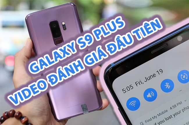 Samsung S9 Plus Hong Kong 2 SIM Mới 100% (ĐBH)
