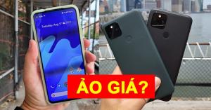 Google Pixel 5a 5G ra mắt: Snapdragon 765G, màn 60hz, vân tay mặt lưng, giá 10.3tr
