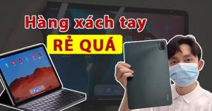 Xiaomi Mi Pad 5/Pro giá bao nhiêu? Xách tay rẻ hơn 800K có nên mua?