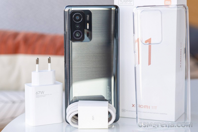 Xiaomi 11T 5G xách tay mới 100% (Có sạc)