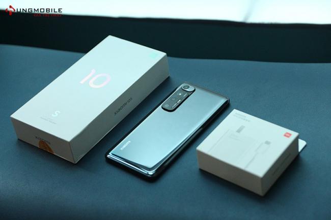 Xiaomi Mi 10s Giá Rẻ (Có sạc)