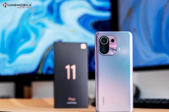 Xiaomi Mi 11 Pro 5G Giá Rẻ (Có sạc)