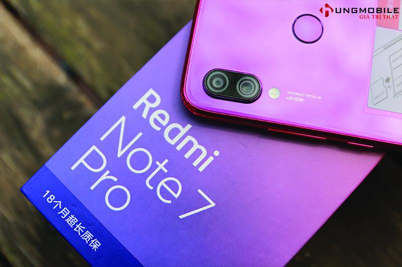 Note 7 Pro không bán chính hãng, vậy nên mua Note 7 Pro hay chỉ Note 7 là đủ?