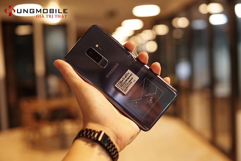 Thiết kế Galaxy S9 Plus Hàn