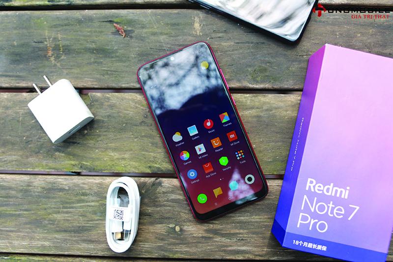 Xiaomi Redmi Note 7 Pro xách tay