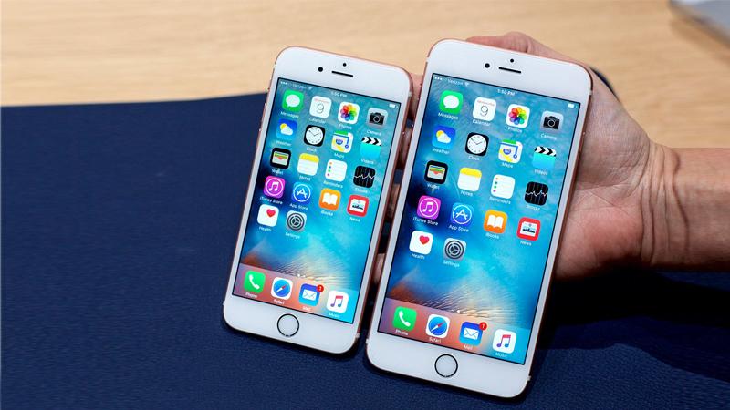 Hiệu năng của iPhone 6s, 6s Plus