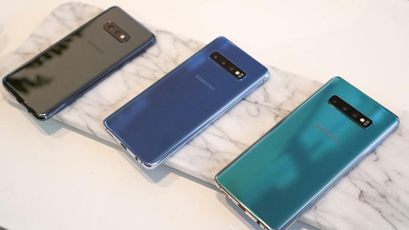 Galaxy S10 mới nhát 2019