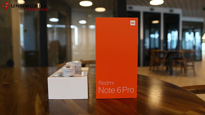 Redmi Note 6 Pro chính hãng