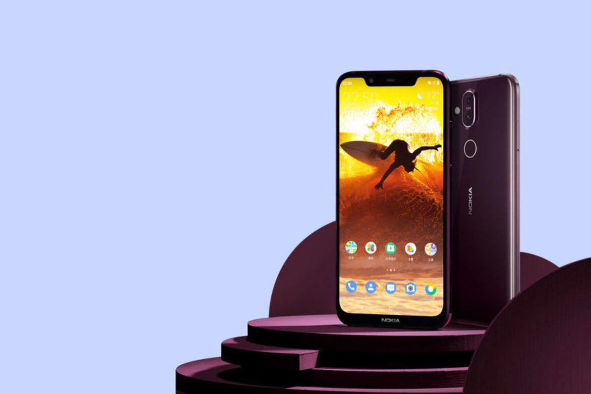Nokia X7 2018 xách tay