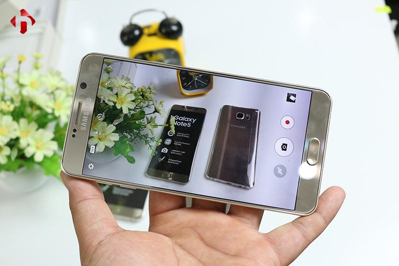 Camera Note 5 chính hãng cho chất lượng tốt