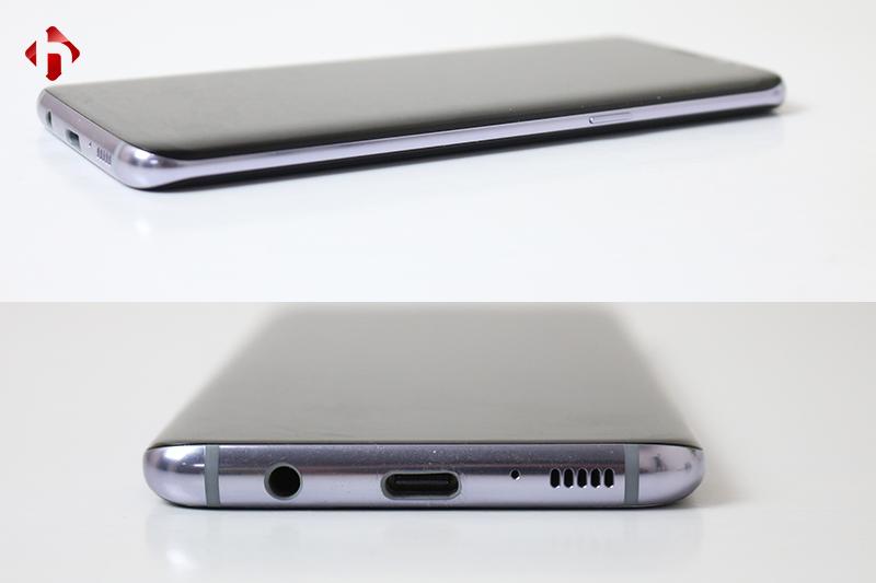 chọn những mấy Galaxy S8 Mỹ có hình thức đẹp