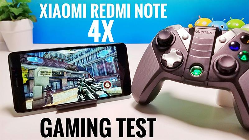 Redmi Note 4X có hiệu năng cao