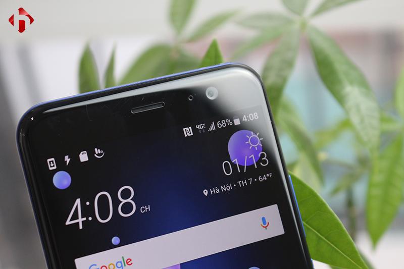 HTC U11 Mỹ sử dụn mang 4G hoàn toàn bình thường