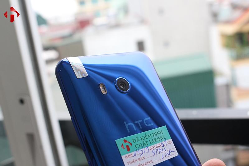 Camera trên HTC U11 Mỹ