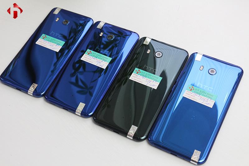HTC U11 sở hữu đến 4 micro