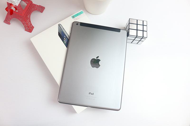 Kiểm tra màn hình, hình thức iPad Air