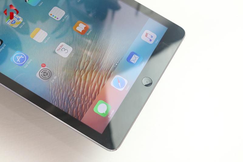 Kiểm tra màn hình iPad cũ