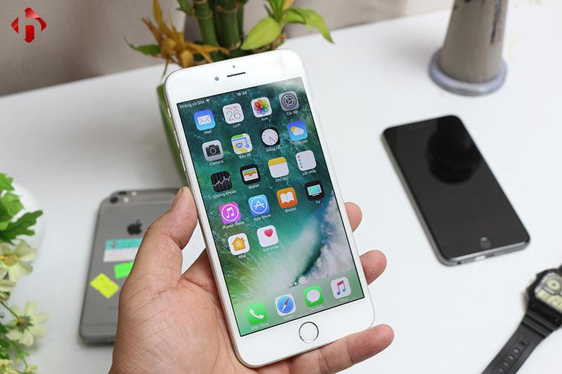 Kiểm tra màn hình cảm ứng iPhone 6, 6 Plus Lock