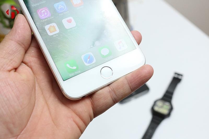 Cảm biến vân tay trên iphone 6s, 6s plus lock