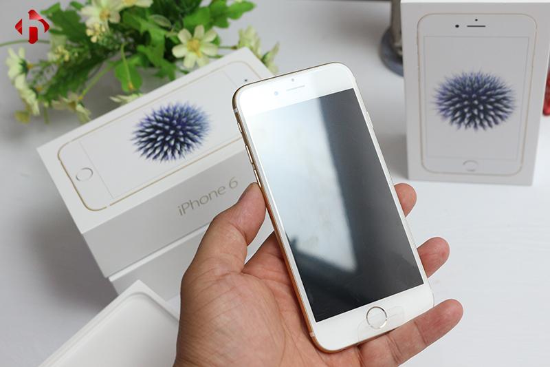 Thiết kế mặt trước iPhone 6 chính hãng 32GB FPT