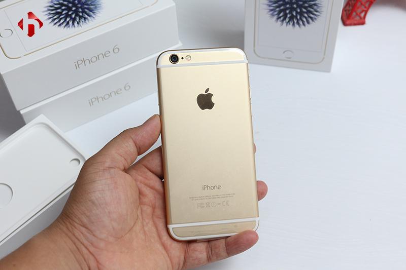 Thiết kế mặt sau iPhoen 6 32GB chính hãng FPT giá rẻ