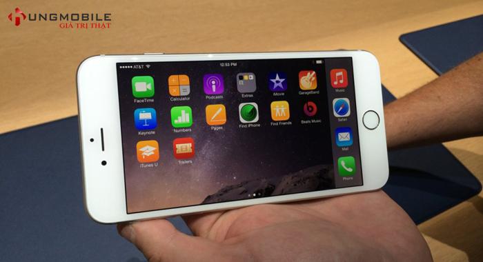 Màn hình của iPhone 6 Plus CPO