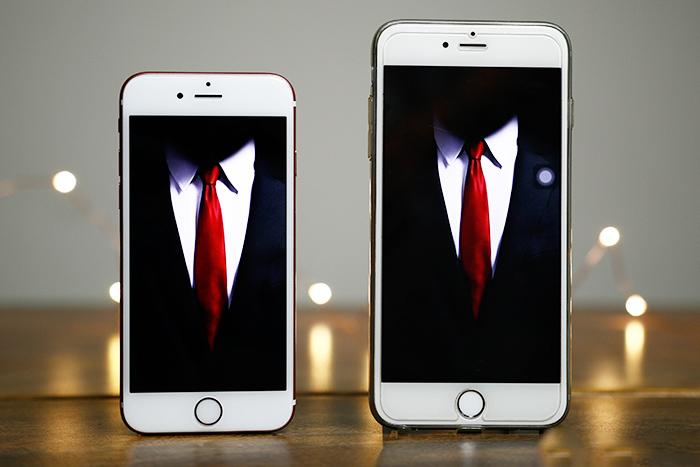 Màn hình của iPhone 6s, 6s Plus sắc nét