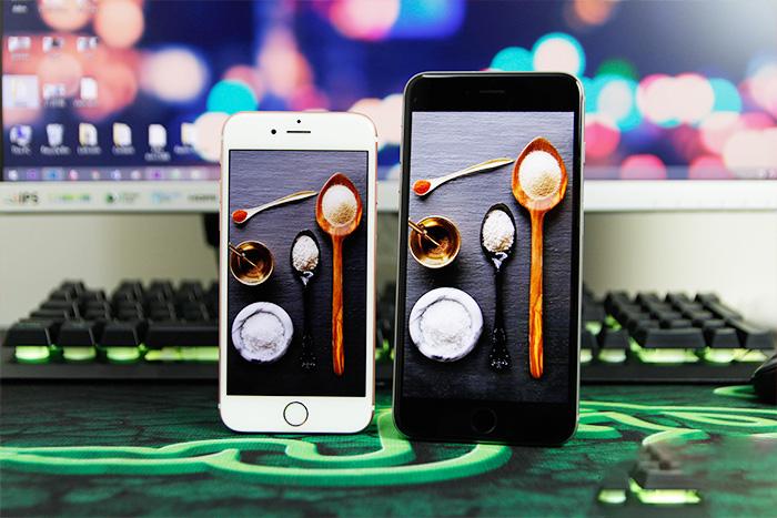 Hình thức iPhone 6 Lock, 6 Plus Lock đẹp như mới