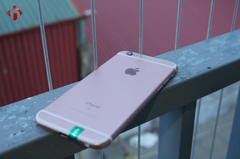Mặt sau iPhone 6s, 6s Plus Lock