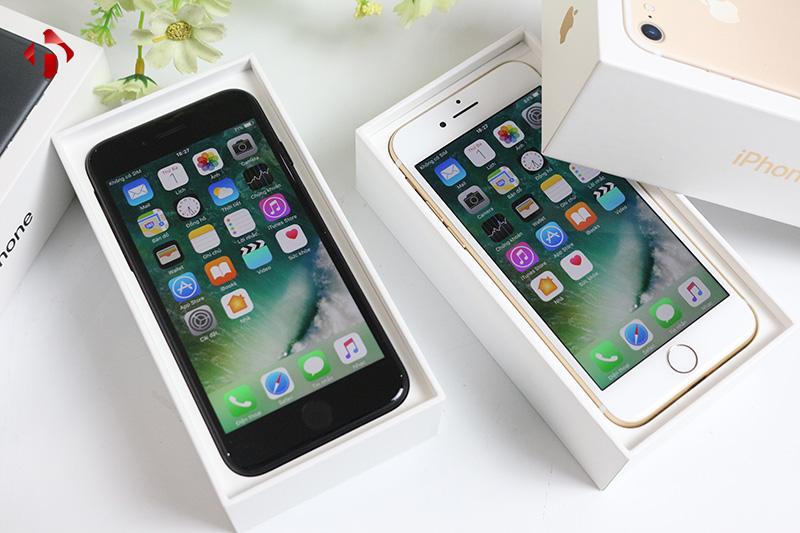 iPhone 7 128 GB cũ giá rẻ tại HungMobile