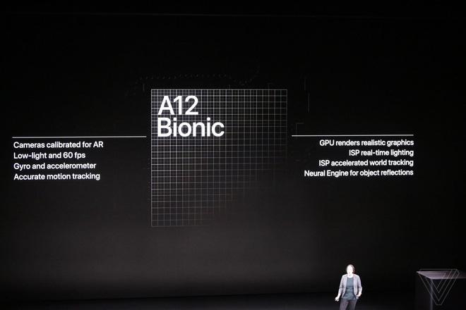Hiệu năng của A12 trên iPhone XR 2 sim giá rẻ