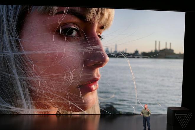 Camera iPhone XR 2 sim với khả năng xóa phông