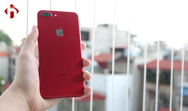 Phiên bản màu đỏ cực kì độc đáo của iPhone 7 Plus
