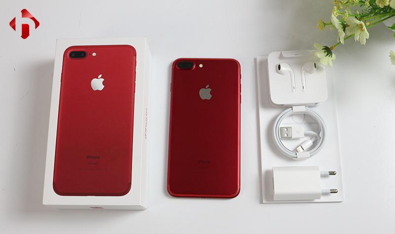 iPhone 7 Plus màu đỏ xách tay
