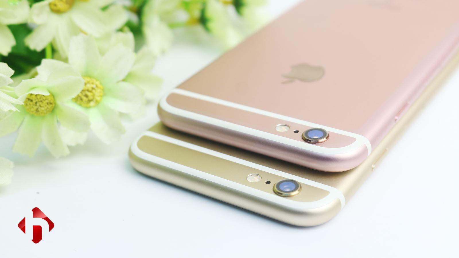 Camera trên iPhone 6 và 6s
