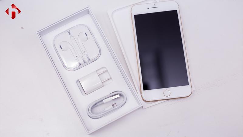 Toàn bộ phụ kiện của iPhone 6 Plus CPO