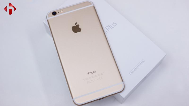 Thiết kế mặt sau của iPhone 6 Plus CPO
