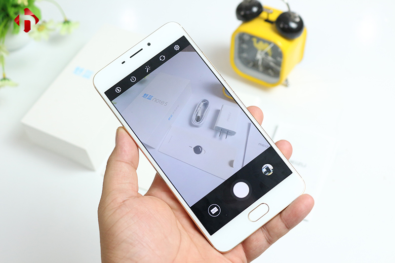 Camera của Meizu M5 Note
