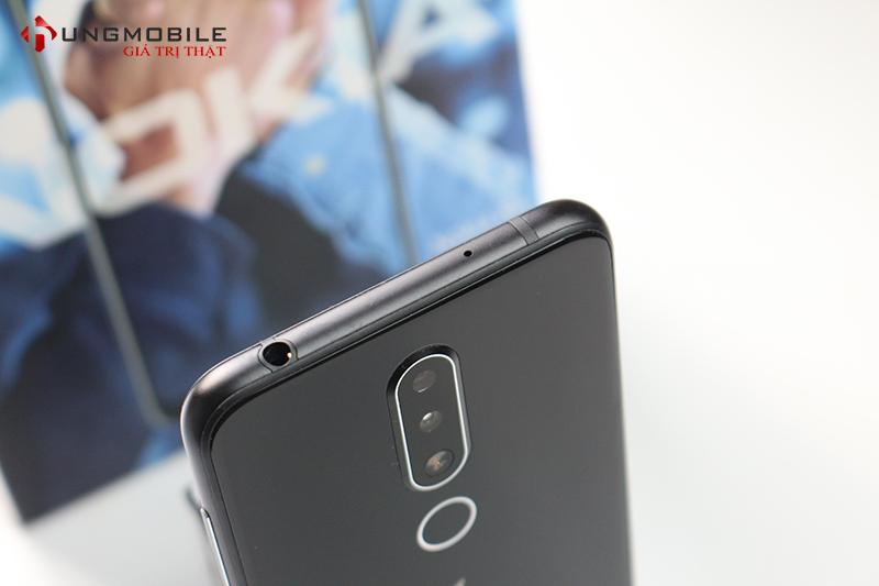 Đinh trên của Nokia X6 2018
